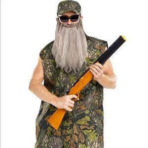 Other - Duck Hunter Camouflage Jumpsuit Costume
